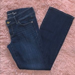 American Eagle Slim Boot Jeans 10R
